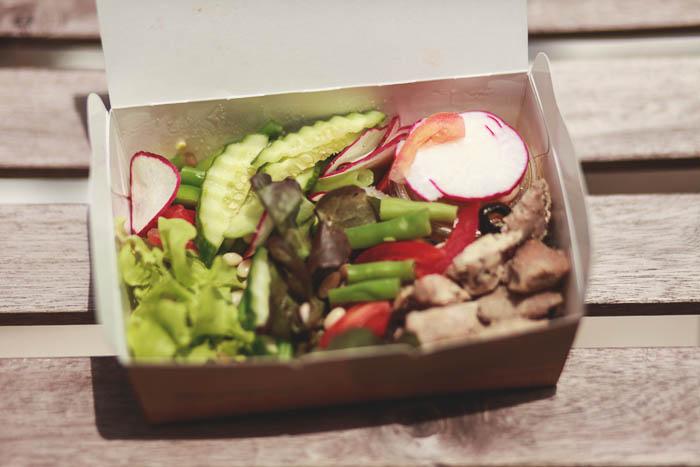nicoise chicken salad from healthbox